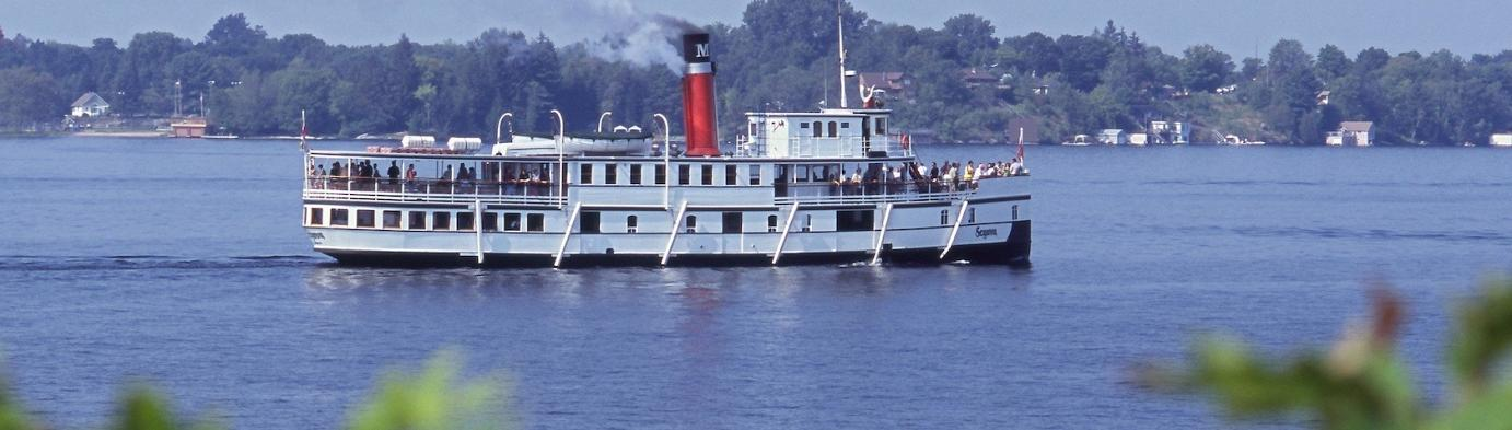 Boat Cruises & Train Excursions in Northern Ontario