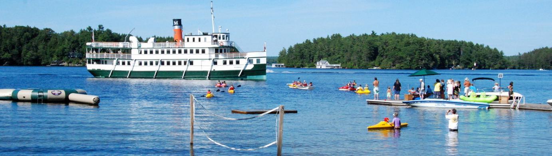 Lake Rosseau, Muskoka (OTMPC)
