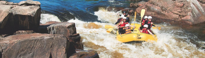 Rafting - Ottawa River (OTMPC)