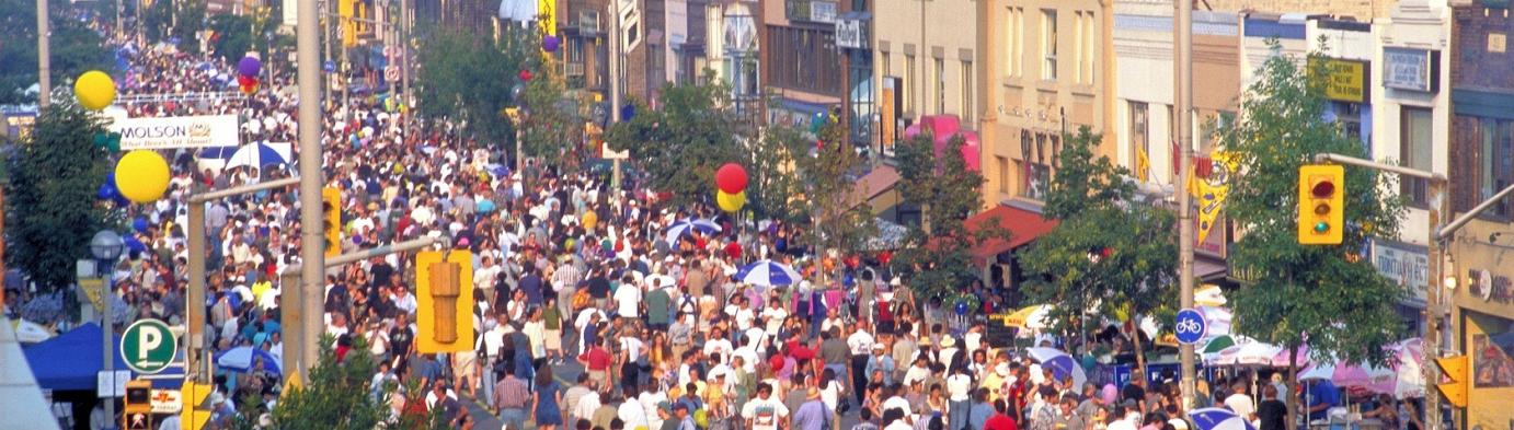 Events & Festivals in Greater Toronto Area