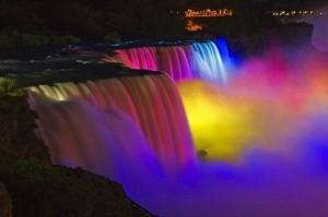Winter Festival Of Lights - Niagara Falls Ontario