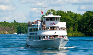 Boat Excursions, Canoeing & Fishing - on the water in Ontario