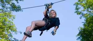Soar through the trees with Canopy Tours & Ziplines