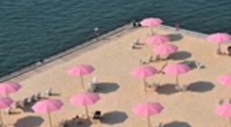 Sugar Beach, Toronto | Summer Fun Guide