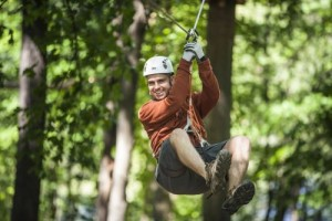 Fly Through the Air with the Greatest of Ease! 11 Places to go Ziplining in Ontario