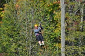 Ziplining in Southwestern Ontario - Summer Fun Guide