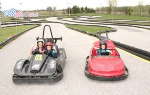 Put your Pedal to the Metal - 13 Places to Drive Go-karts in Ontario