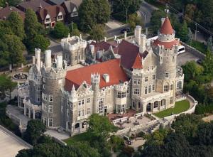 Castles in Ontario