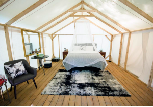 6 Places to go Glamping in Ontario