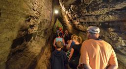 Bonnechere Caves - Ontario's Natural Underground Wonder