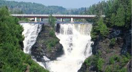 waterfalls in ontario