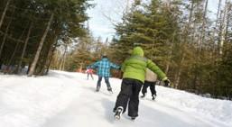 6 Skating rinks worth visiting