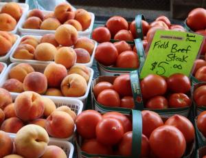 Ontario farmers' markets