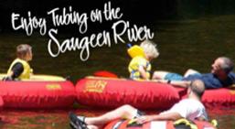 Saugeen Springs tubing