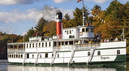 17 Places to ride the Rails or Cruise the Waters in Ontario