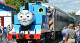 Thomas the Train rides