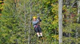 ziplining in ontario | summer fun guide