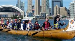 canoeing around Ontario | summer fun guide