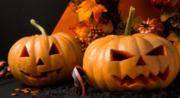 BOO! ... celebrate Halloween and pick a pumpkin in Ontario