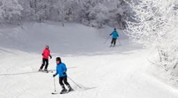 ski lessons in ontario