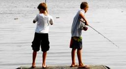 fishing in Belleville