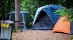 camping in ontario