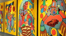 Indigenous and First Nations Ontario artists