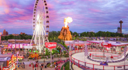 Clifton Hill SkyWheel & Attractions