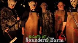 Fright Fest Saunders Farm