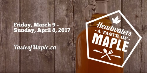 Headwaters: A Taste of Maple-event-photo