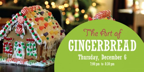 The Art of Gingerbread