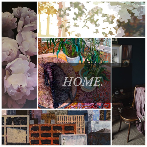 HOME – Group Exhibition