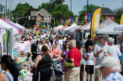 Whitchurch-Stouffville Strawberry Festival -event-photo