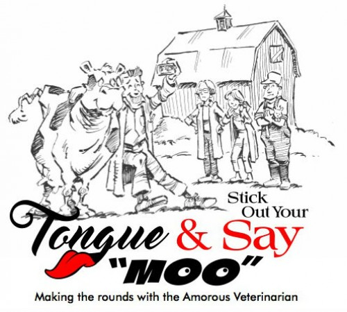 Stick Out Your Tongue and Say Moo! Making the Rounds with the Amorous Veterinarian