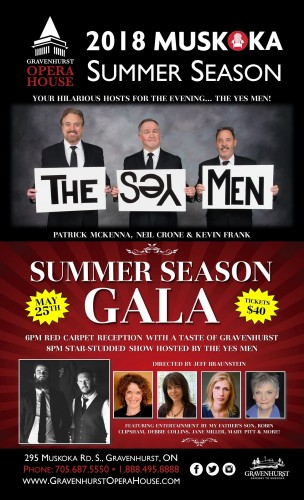 The Summer Season Gala @ Gravenhurst Opera House -event-photo