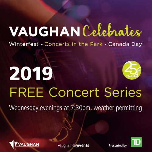 Vaughan Celebrates Concerts in the Park 2019-event-photo