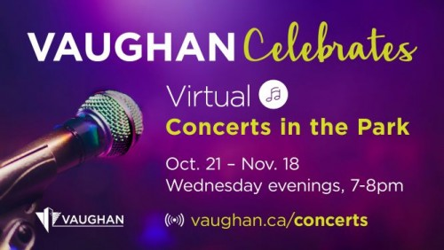 Vaughan Celebrates Virtual Concerts in the Park-event-photo