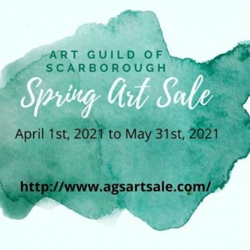 The Art Guild of Scarborough's annual Spring Show and Sale 2021 (Online)-event-photo