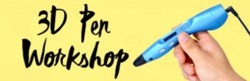 3D Pen Workshop-event-photo