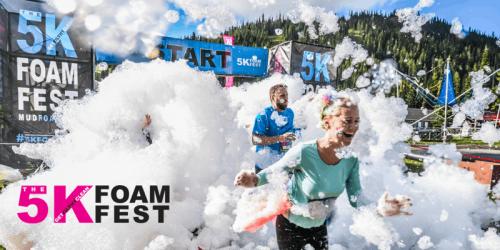 5K Foam Fest-event-photo