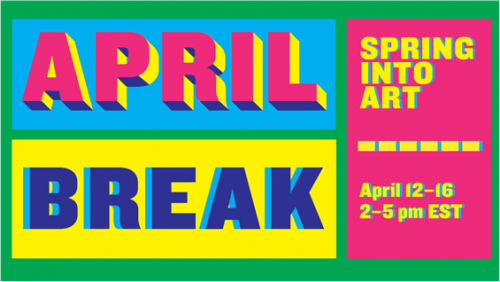 April Break - Spring Into Art with the AGO