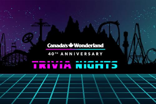 Canada's Wonderland Trivia Nights (Virtual)-event-photo