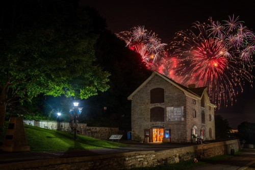 Casino Lac-Leamy Sound of Light at the Bytown Museum-event-photo