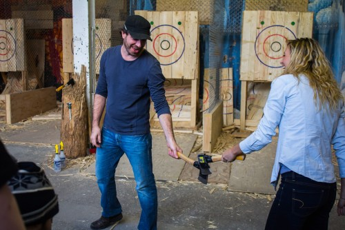 Free Axe Throwing at BATL London-event-photo
