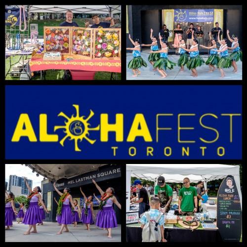 4th Annual AlohaFest Toronto-event-photo