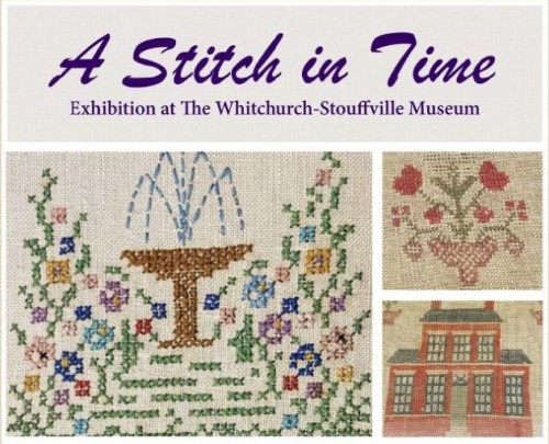 Exhibit: A Stitch in Time-event-photo