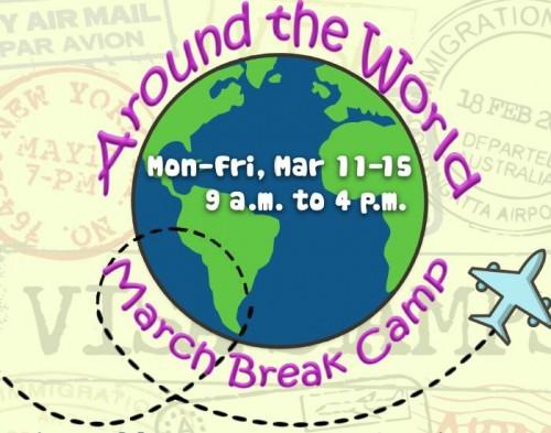 Around the World: March Break Camp-event-photo