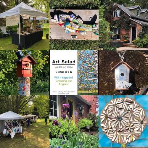 Art Salad - a Visual Smorgasbord in Grafton-event-photo