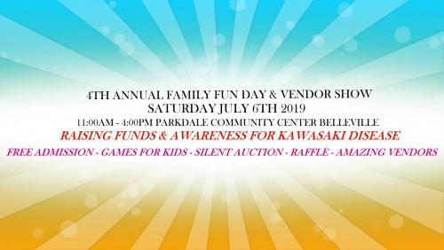 4th Annual Family Fun Day & Vendor Show-event-photo