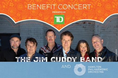 Benefit Concert: The Jim Cuddy Band and Hamilton Philharmonic Orchestra-event-photo